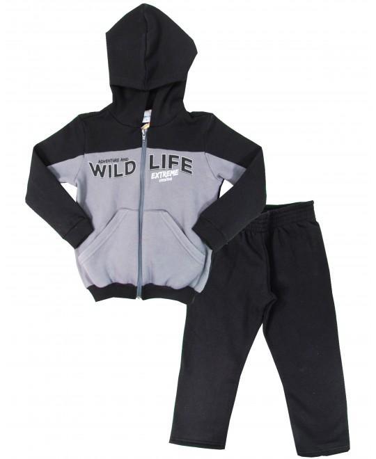 Conjunto Infantil Masculino Wild Life - Alenice