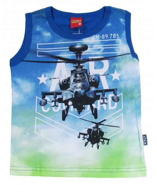 Camiseta Regata Infantil Air Command - Kyly
