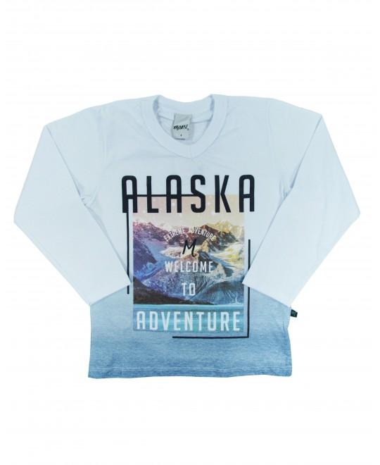 Camiseta infantil Alaska - Minore