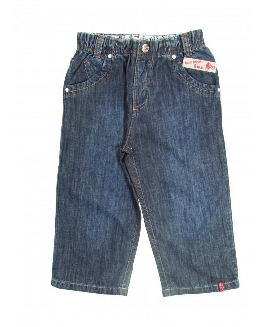 Calça Jeans Infantil Basic Style - Banana Danger