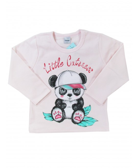 Blusão Infantil Feminino Cuteness - Rovitex