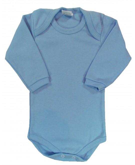 Body Básico Azul - Petutinha