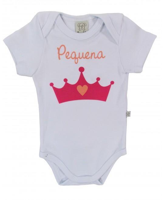 Body Pequena Rainha - Pingo Lelê