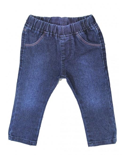 Calça Jeans Primeiros Passos Menina - Piu Piu