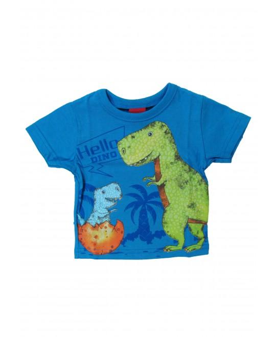 Camiseta Bebê Hello Dino - Kyly