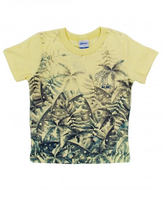 Camiseta infantil Cadê o Papagaio - Alenice