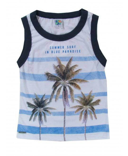 Camiseta Regata Masculina Summer Surf - Big Day