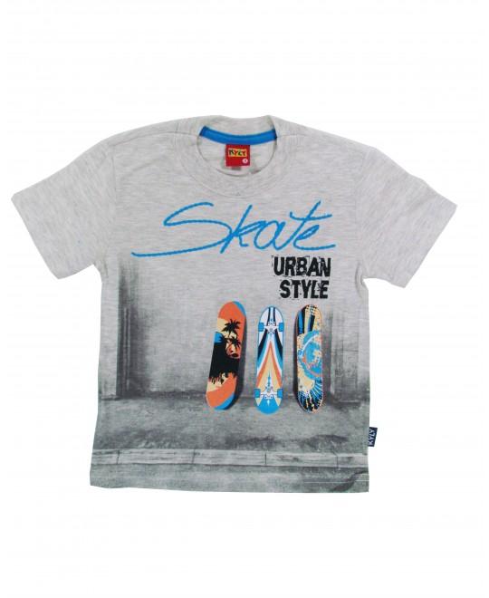 Camiseta Infantil Skate - Kyly