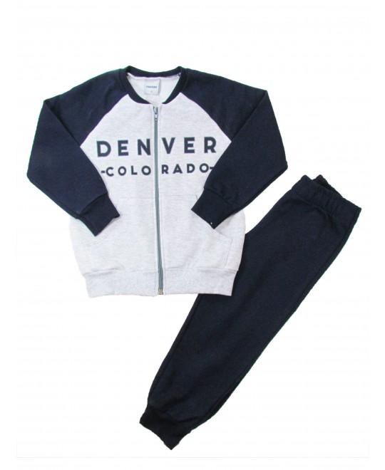 Conjunto em Moletom Denver Colorado - Rovitex