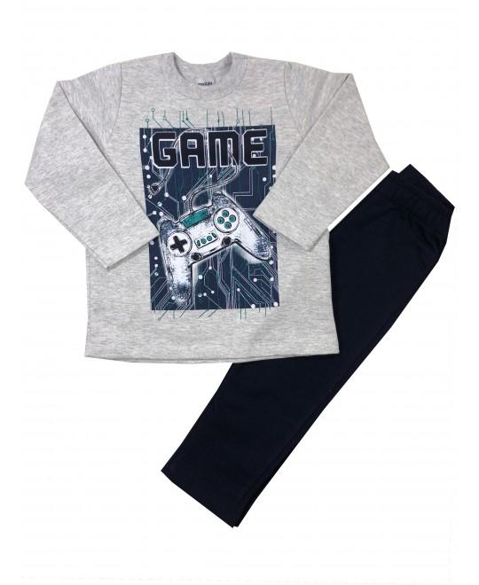 Conjunto Infantil Inverno Game - Rovitex