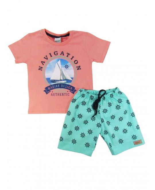 Conjunto para Bebê  Marine Design - Minore