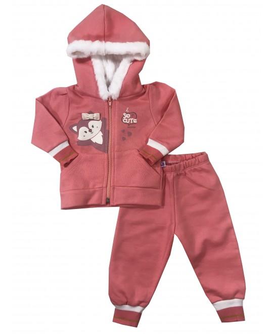 Conjunto Infantil Bebê So Cute - Big Day