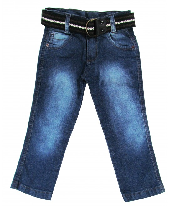 Calça Jeans Infantil Enzo - Clube do Doce