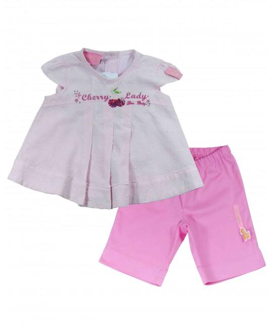 Conjunto Infantil Lady - Gira Baby