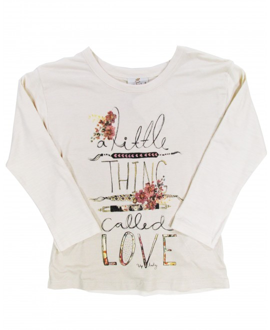 Blusa Infantil Little Thing - Up Baby