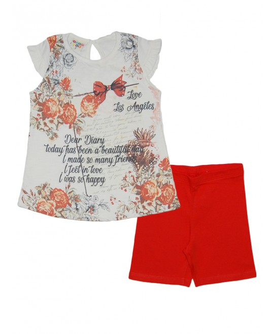 Conjunto Infantil Love Los Angeles - Have Fun
