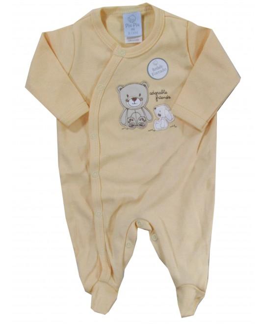 Macacão Longo para Bebê Adorable Friends  - Piu Piu
