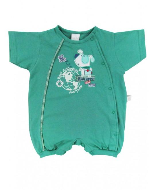 Macacão para Bebê New Adventure - Ano Zero