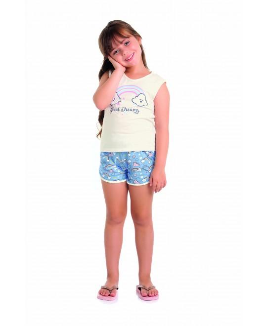 Pijama Infantil Good Dreams - Alenice