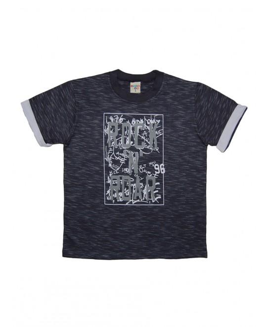 Camiseta Infantil Rock in Roar - Have Fun