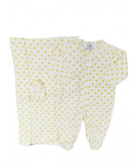 Saída de Maternidade Pintinho Amarelo - Piu Blu