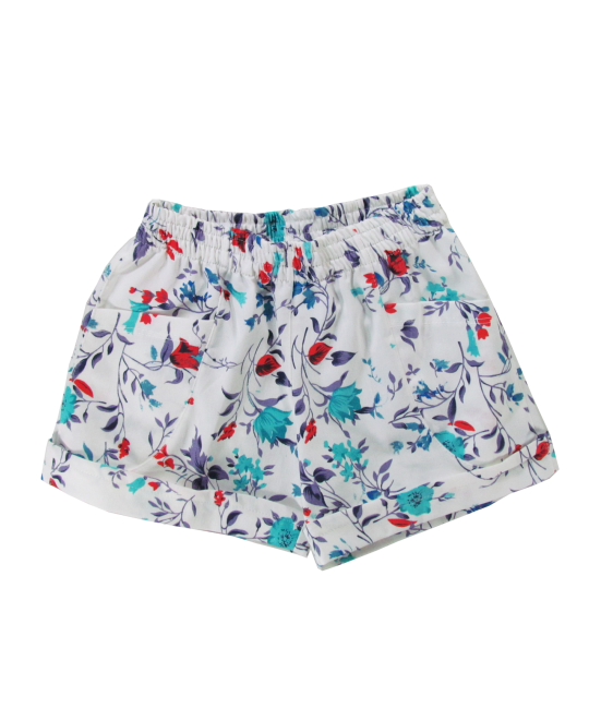 Shorts Infantil Estampado Barra Italiana - Charmy Eye