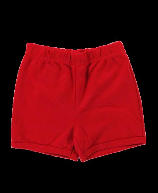 Shorts Unissex Vermelho - Piu Blu
