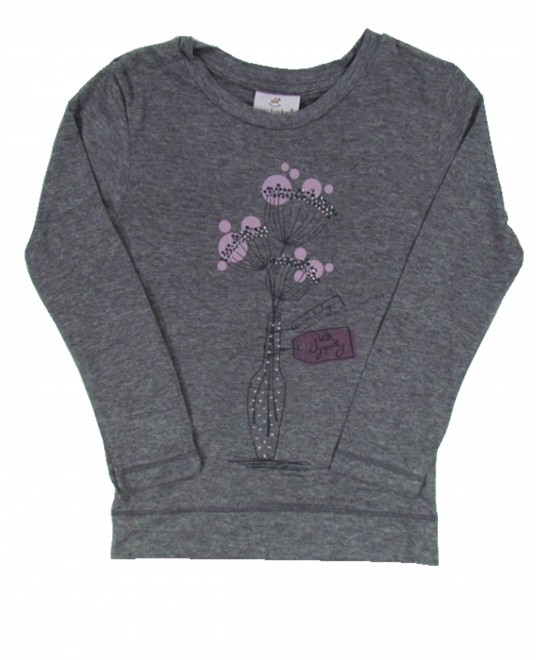 Blusa Infantil With Sympathy - Up Baby