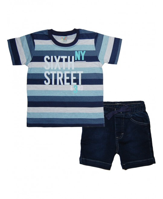 Conjunto Infantil Sixth Street - Have Fun