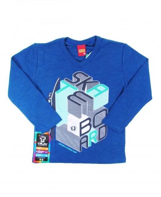 Camiseta Infantil SkateBoard - Kyly