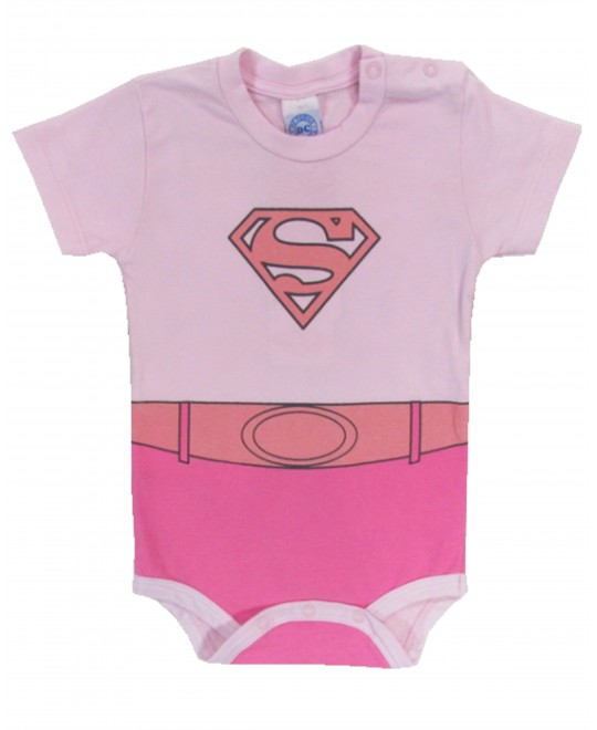 Body Super Girl Stica-Stica - Get Baby