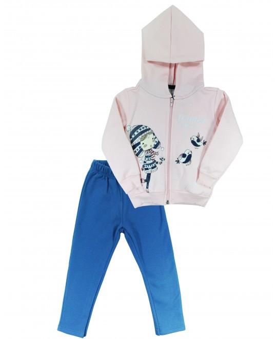 Conjunto Infantil para Menina Winter - Minore