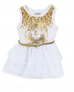 Vestido Infantil Ana Luisa - Boca Grande