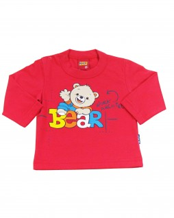 Camiseta Infantil Bear Architect - Kyly