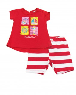 Conjunto Infantil Beautiful Trip -