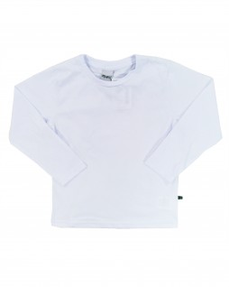 Camiseta Infantil Manga Longa Básica - Minore