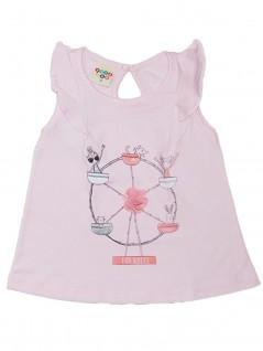 Blusa Infantil Roda Gigante - Have Fun
