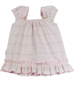 Blusa De Alcinha Infantil Rosinhas - Henecy