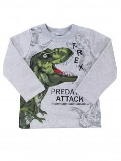 Blusão Infantil Masculino T-Rex - Rovitex