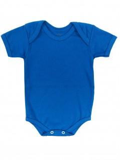 Body para Bebê Básico Royal - Piu Blu