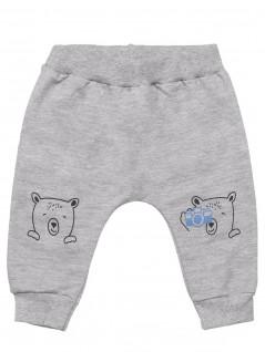 Calça Bebê Moletom Urso - Livy