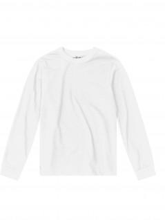 Camiseta Básica Manga Longa Lisa - Rovitex