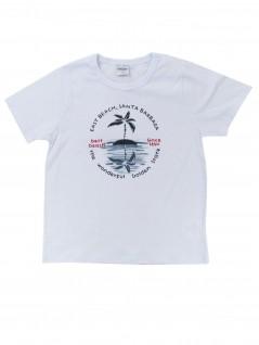 Camiseta Infantil Masculina Santa Barbara - Rovitex