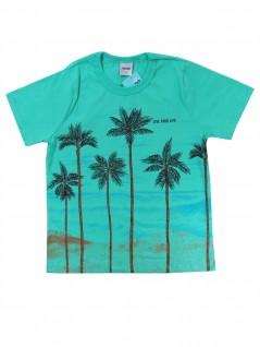Camiseta Infantil Masculina Live for Life - Rovitex