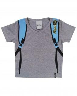 Camiseta para Bebê Super Star - Minore