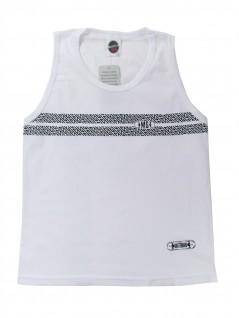 Camiseta Regata Infantil Skateboard - Matteus