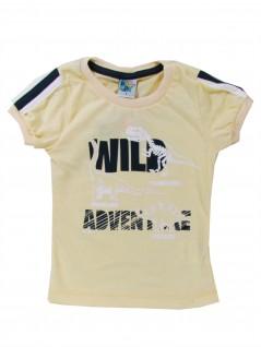 Camiseta Manga Curta Bebê Wild - Big Day