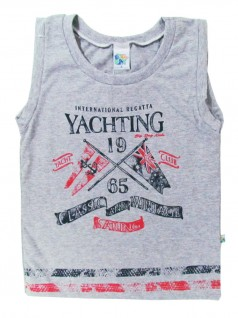 Camiseta Infantil Regata Yachting 1965  - Big Day