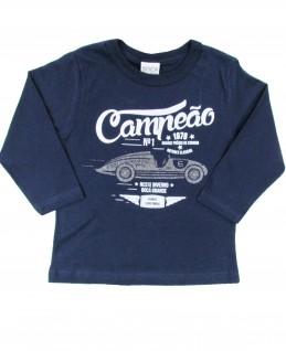 Camiseta Infantil  Campeão - Boca Grande