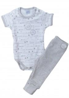 Conjunto Bebê Body e Culote Fazendinha - Piu Piu
